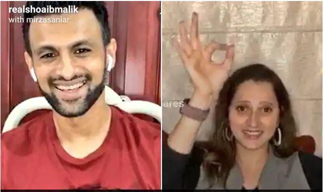 वीडियो : शोएब मलिक ने कहा पंजाबी में बोलो I Love You, सानिया मिर्जा बोल बैठी ये गलत शब्द 6