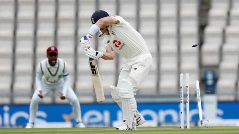 इंग्लैंड के सलामी बल्लेबाज सिब्ले को शेनॉन गेब्रियाल ने डाली ऐसी गेंद देखता रह गया बल्लेबाज, देखें वीडियो 3