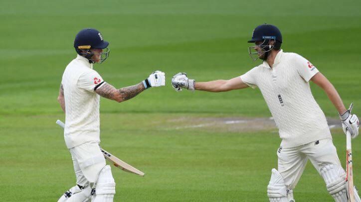 ENG vs WI- दूसरे टेस्ट मैच के पहले दिन खराब शुरुआत के बाद संभला इंग्लैंड, जाने पूरे दिन का हाल 14