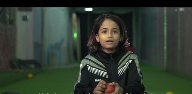 पाकिस्तान की इस 8 साल की लड़की को कुमार संगकारा ने खुद से भी माना बेस्ट, देखें बल्लेबाजी 6
