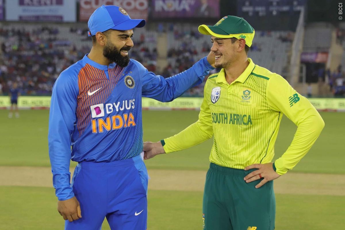 आईपीएल 2020 के पहले नहीं होगी भारत-दक्षिण अफ्रीका टी20 सीरीज: REPORTS 5