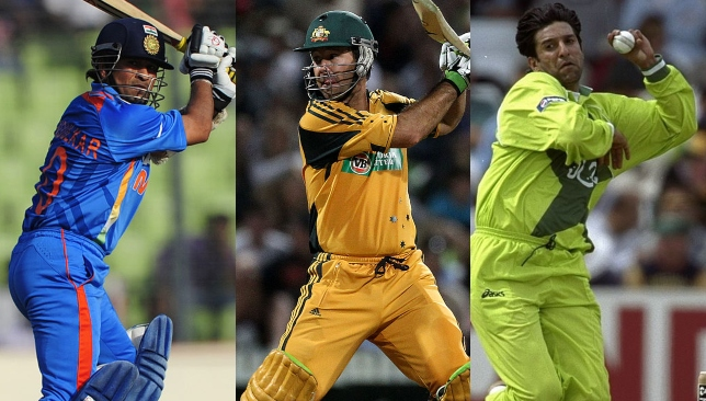 वसीम अकरम ने सचिन, पॉन्टिंग, लारा एवं मार्टिन क्रो में इस बल्लेबाज को बताया सर्वश्रेष्ठ 5