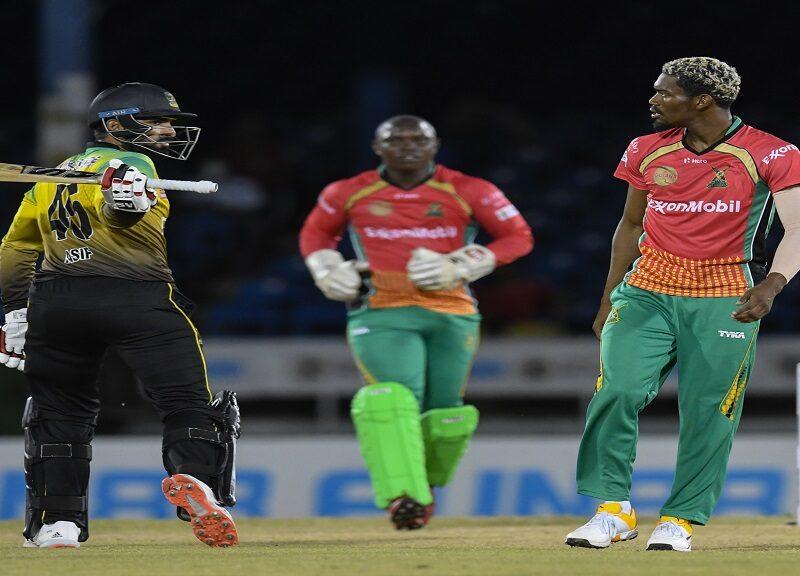 सीपीएल 2020 : पाकिस्तानी खिलाड़ी ने की गेंदबाज को बल्ले से मारने की कोशिश, लगा जुर्माना 5