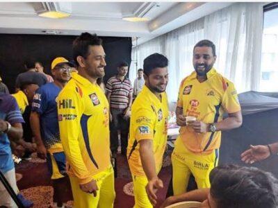 सुरेश रैना ने मुरली विजय और धोनी के साथ तस्वीर शेयर करते हुए आईपीएल 2020 को लेकर कही ये बात 15