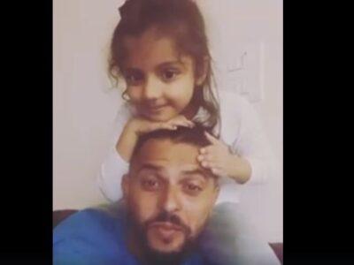 WATCH : बेटी के साथ सुरेश रैना ने मजेदार वीडियो किया पोस्ट, यहाँ देखें 6