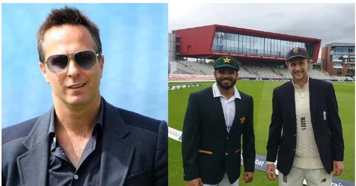 इंग्लैंड-पाकिस्तान सीरीज के स्कोरलाइन की माइकल वॉन ने की भविष्यवाणी 1