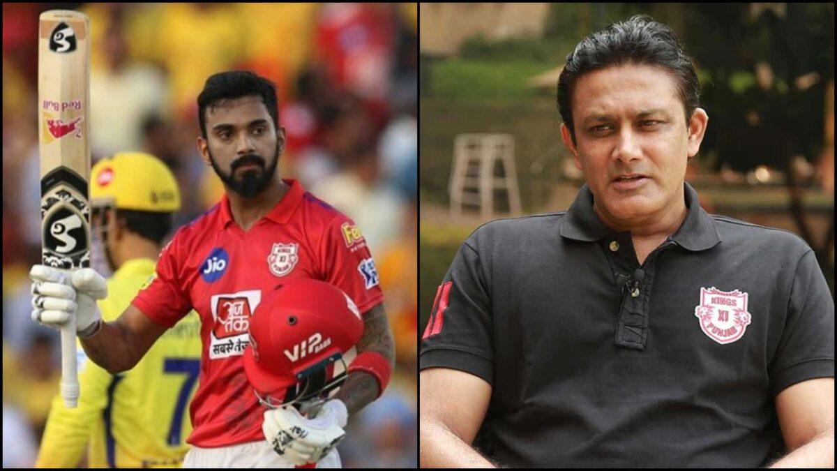 क्या अनिल कुंबले और केएल राहुल को बाहर करेगी पंजाब? टीम मालिक नेस वाडिया ने दिया जवाब 1
