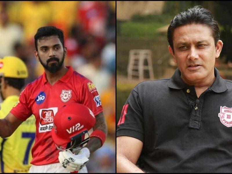 केएल राहुल ने कहा मैदान के बाहर भी कोच अनिल कुंबले के साथ हैं मेरे मधुर संबंध 8