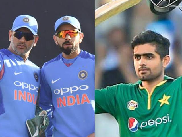 महेंद्र सिंह धोनी के संन्यास पर अब पाकिस्तान के कप्तान बाबर आजम ने दी उन्हें बधाई 1