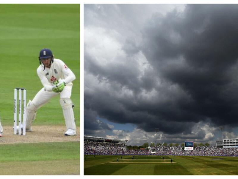 ENGvsPAK: दूसरे टेस्ट मैच का दूसरा दिन भी रहा खराब रोशनी से प्रभावित, पाकिस्तान मुश्किल में फंसी 7