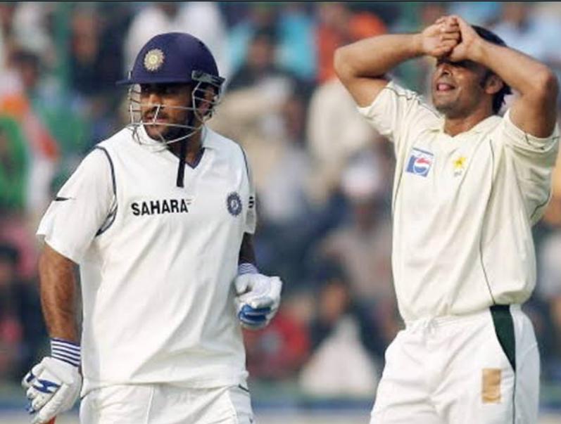 शोएब अख्तर ने कहा भारतीय टीम के निचले क्रम के बल्लेबाज लगाते थे आउट होने की गुहार 4