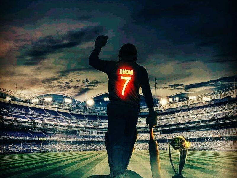 भारतीय टीम के इस खिलाड़ी ने बीसीसीआई से की मांग, कर दो नंबर 7 जर्सी को रिटायर 19