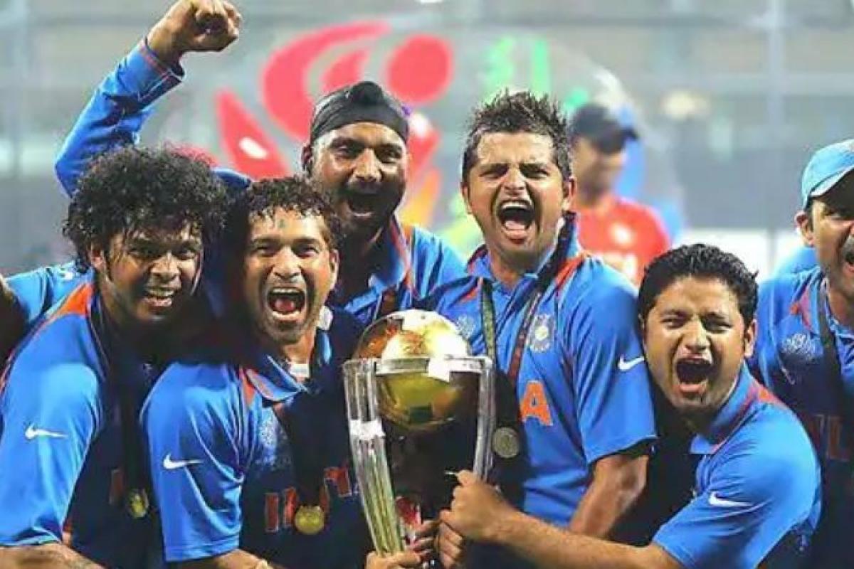 भारतीय क्रिकेटरों ने कुछ इस अंदाज में याद की 2011 विश्व कप जीत, गंभीर के ट्वीट ने जीता दिल 1