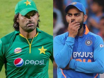पाकिस्तान के गेंदबाज मोहम्मद इरफान ने विराट कोहली के साथ हुई इस घटना का किया खुलासा 10