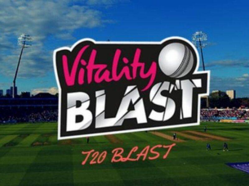 इंग्लैंड में विटालिटी टी20 ब्लास्ट के पहले दिन की हुआ धमाका, दो बल्लेबाजों ने जड़े शतक 12