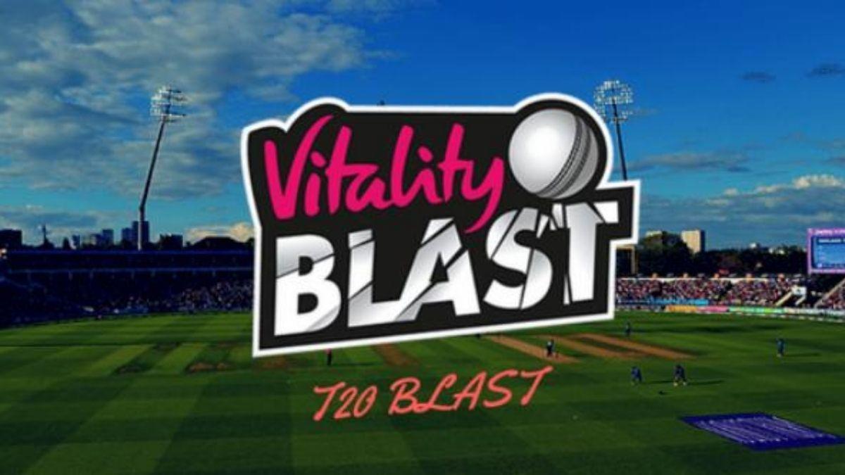 इंग्लैंड में विटालिटी टी20 ब्लास्ट के पहले दिन की हुआ धमाका, दो बल्लेबाजों ने जड़े शतक 1