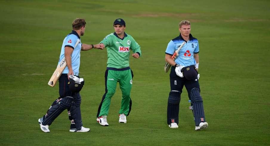 ENG vs IRE: जॉनी बैरेस्टो के तूफानी में उड़ा आयरलैंड, इंग्लैंड ने मैच के साथ जीता सीरीज 7