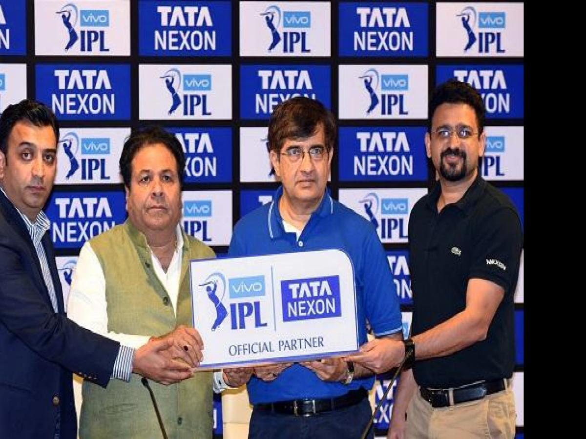 आईपीएल 2020 टाइटल स्पॉन्सरशिप की रेस में शामिल हुई टाटा, पेश कर रही प्रबल दावेदारी 1
