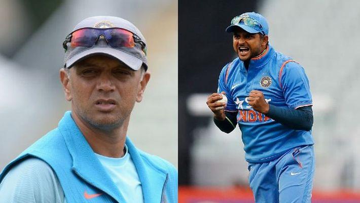 राहुल द्रविड़ ने की रैना की जोरदार तारीफ, अब रैना ने अपने पहले कप्तान को दिया जवाब 6