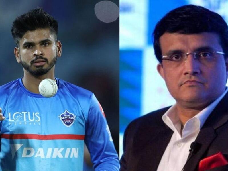 IPL 2020: श्रेयस अय्यर की मदद करने के सवाल पर सौरव गांगुली ने दिया अपने आलोचकों को करारा जवाब 13