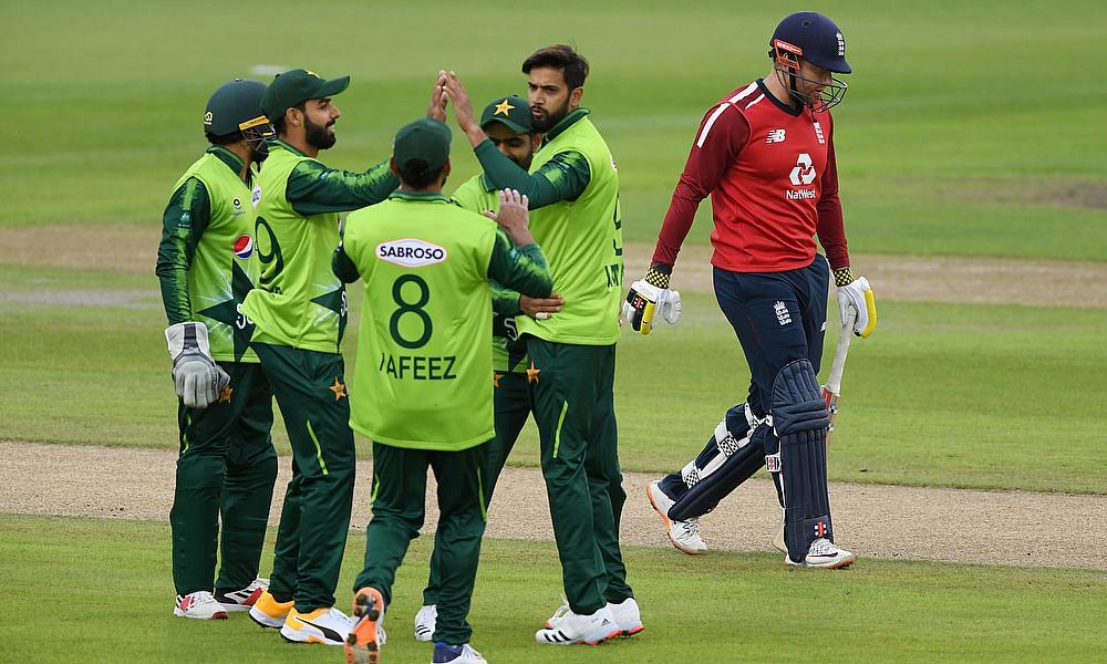 ENG vs PAK- तीसरे और अंतिम टी20 में पाकिस्तान ने बचाई लाज, 5 रनों से जीता मैच 5