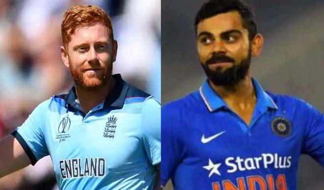ICC ODI RANKING : टॉप-10 पर वापस लौटे जॉनी बैरेस्टो, जाने भारतीय खिलाड़ियों के स्थान 8