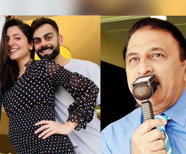 लाइव कमेंट्री के दौरान सुनील गावस्कर ने अनुष्का शर्मा को दिया करारा जवाब, कही ये बात 1