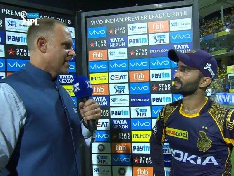 KKRvsRR : जीत के बाद भी नाखुश हैं कप्तान दिनेश कार्तिक, विरोधी टीम के इस खिलाड़ी की किया तारीफ़ 5