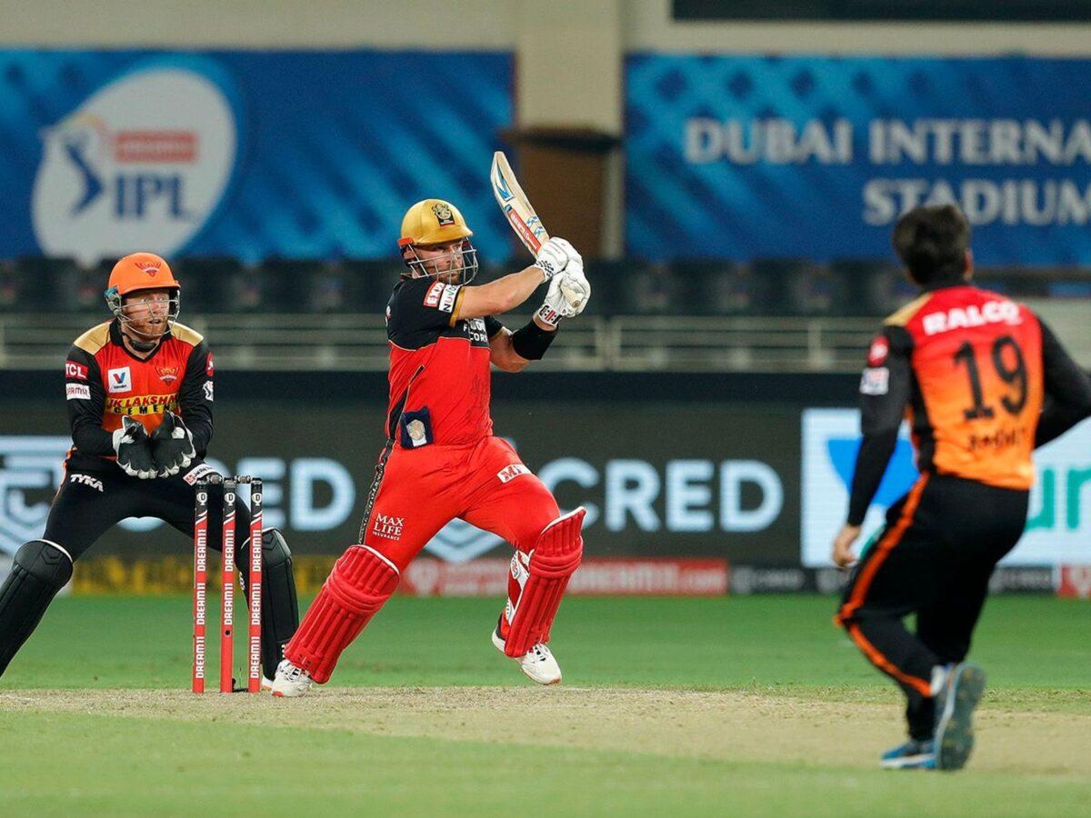 RCB vs SRH : डेविड वॉर्नर की इस गलती की वजह से आरसीबी ने सनराइजर्स को 10 रन से हराया 1
