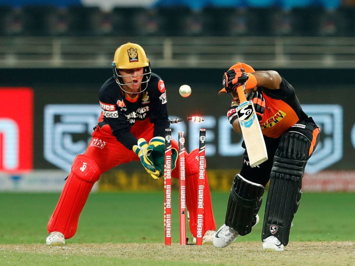 आईपीएल 2020- जिस रिकॉर्ड पर था विजय शंकर को सबसे ज्यादा घमंड वो पहले ही मैच में हुआ ध्वस्त 13