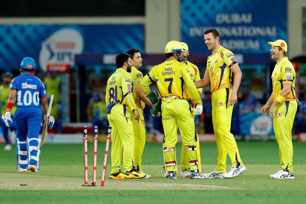 आईपीएल 2020 : POINTS TABLE: चेन्नई के खिलाफ जीत के साथ टॉप पर पहुंची दिल्ली, सबसे नीचे ये टीम 2