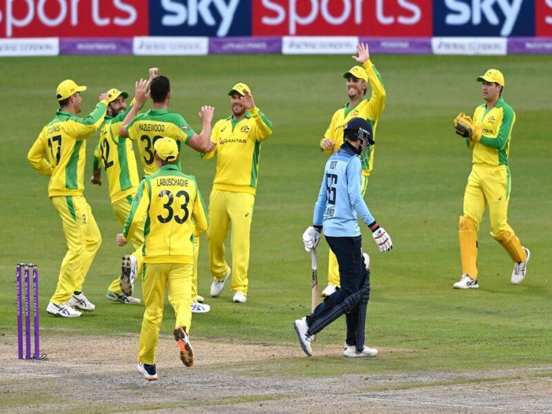 विश्व चैंपियन इंग्लैंड का साल 2016 से घरेलू वनडे सीरीज में चल रहा विजयरथ रुका 7