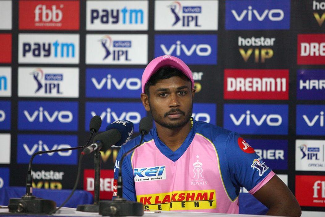 RRvsKXIP : 'मैन ऑफ द मैच' बने संजू सैमसन ने बताया कैसे वो इतनी आसानी से छक्के मार रहे हैं 2