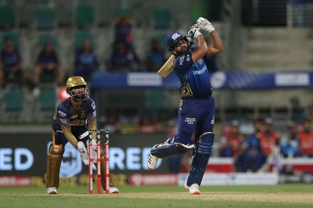 KKRvsMI: मैच में बने 9 बड़े रिकॉर्ड, रोहित शर्मा ने विस्फोटक पारी खेल लगाई रिकॉर्ड्स की झड़ी 3