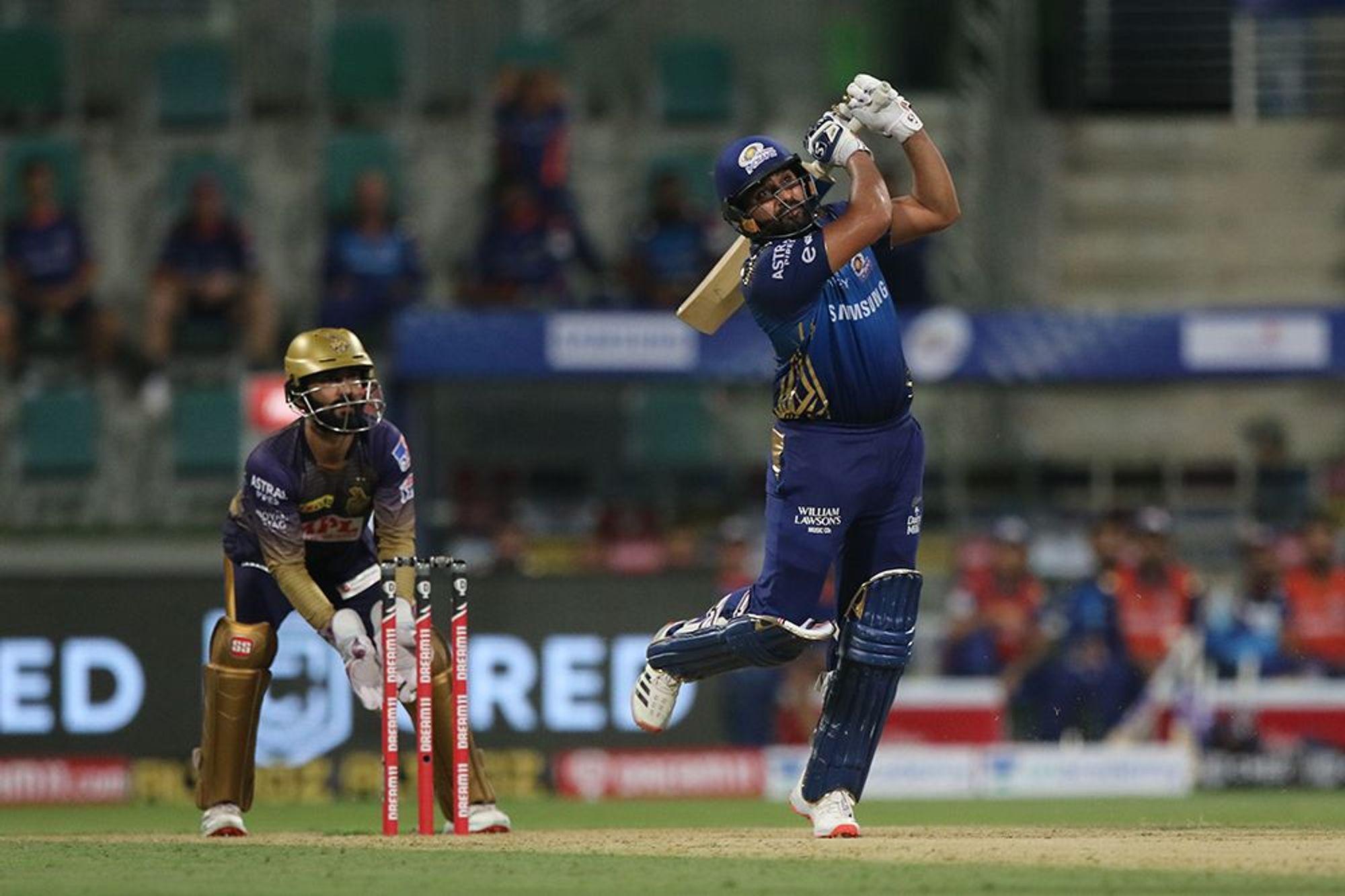 KKRvsMI: मैन ऑफ द मैच रोहित शर्मा ने खुद को नहीं बल्कि इस खिलाड़ी को दिया जीत का श्रेय 3