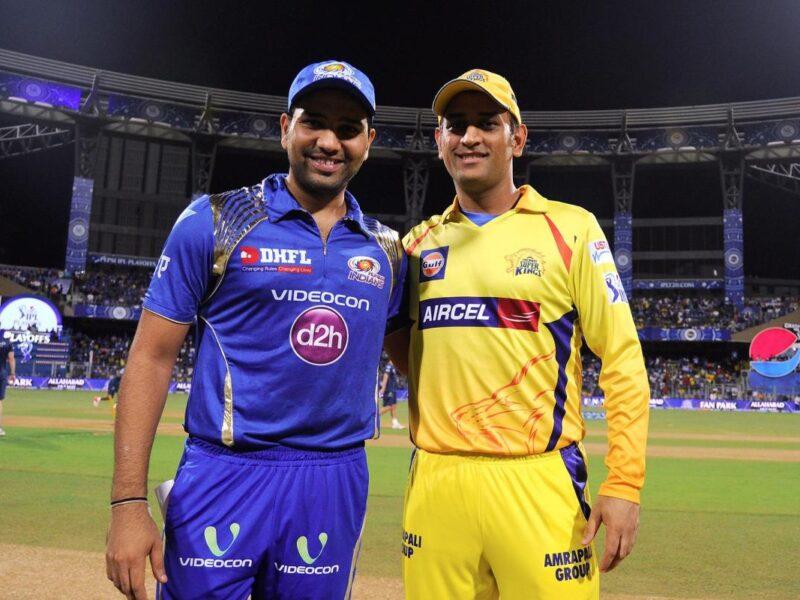 MI vs CSK : STATS PREVIEW : मैच में बन सकते 9 रिकॉर्ड, रोहित शर्मा के पास ये विश्व रिकॉर्ड बनाने के मौके 12