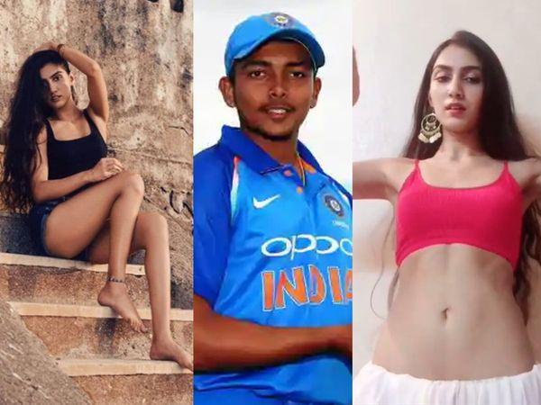 IPL 2020: एक बार फिर से पृथ्वी शॉ और प्राची सिंह के अफेयर की खबरों को मिली हवा, पृथ्वी पर फ़िदा हुई प्राची 13
