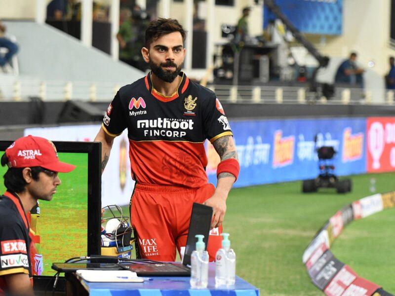 IPL 2020 : पंजाब के साथ हार के बाद विराट पर पड़ी दोहरी मार मिली ये सजा 4