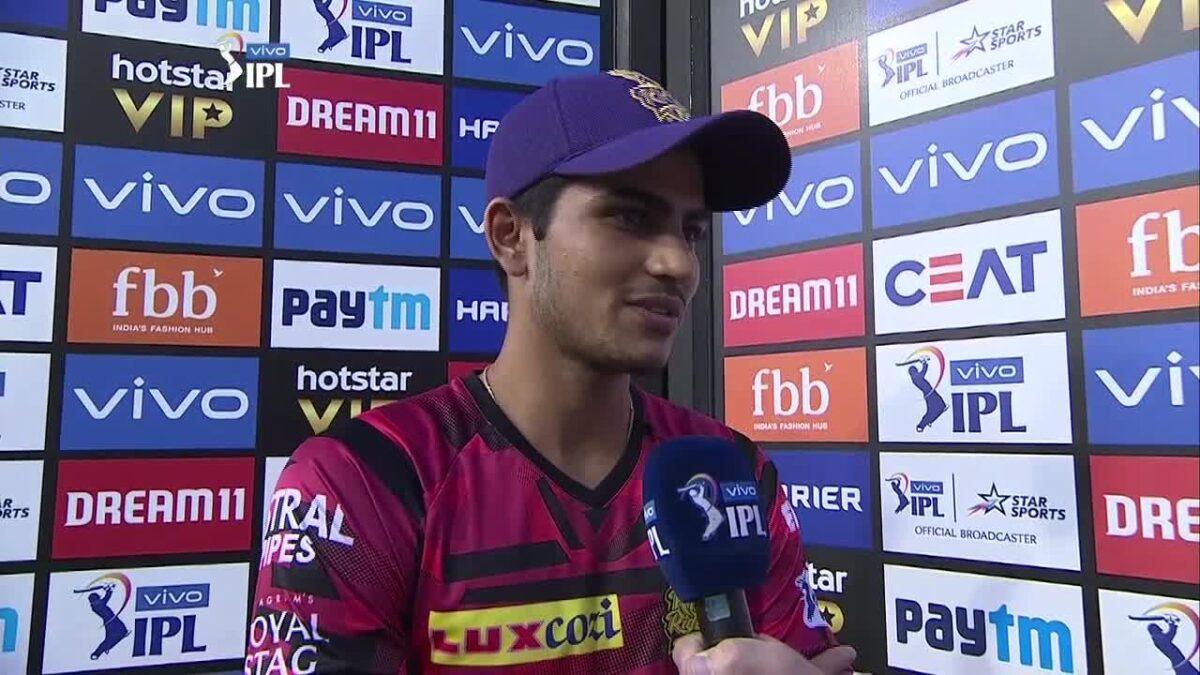 KKRvsSRH : शुभमन गिल ने खोला राज, इस वजह से इस ग्राउंड पर फ्लॉप रहे सभी बल्लेबाज 1