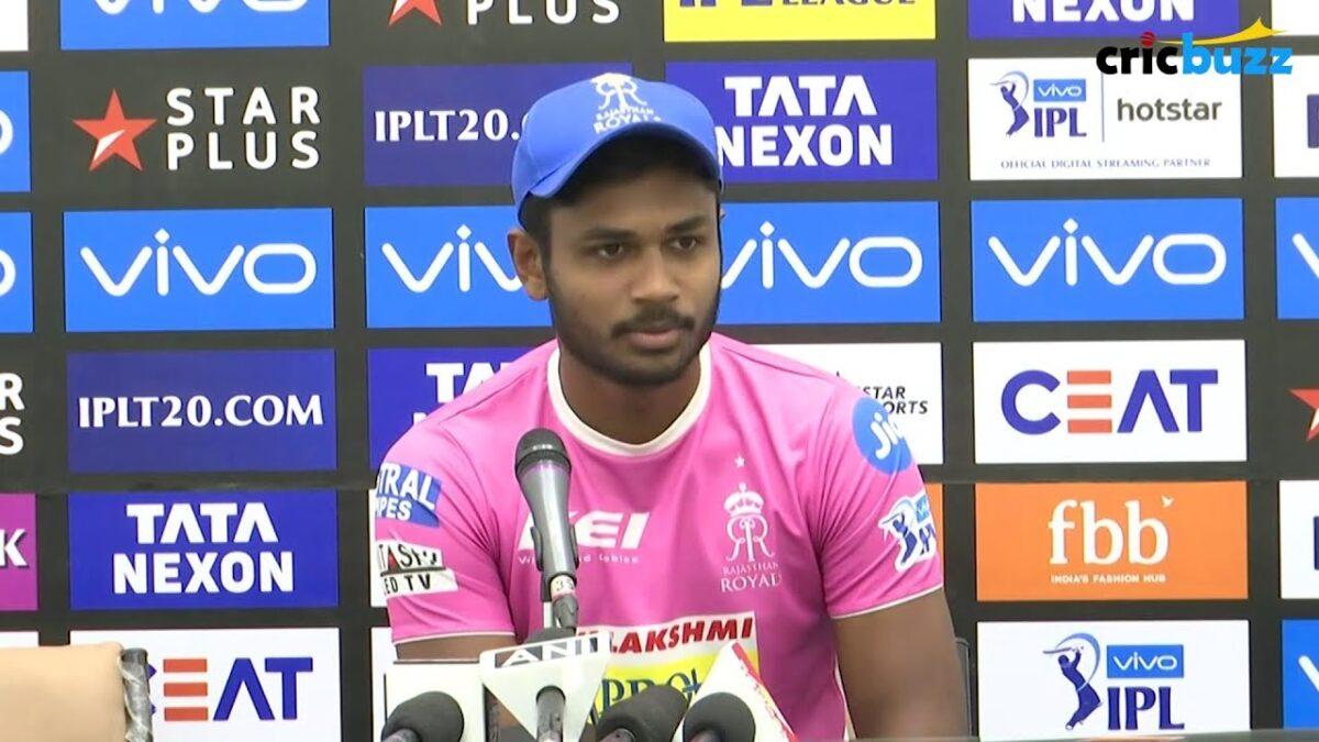 RRvsKXIP : 'मैन ऑफ द मैच' बने संजू सैमसन ने बताया कैसे वो इतनी आसानी से छक्के मार रहे हैं 1