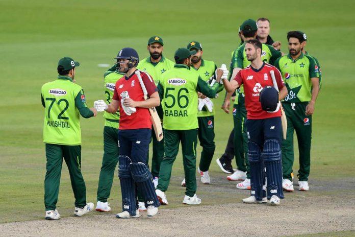 ENG vs PAK- तीसरे और अंतिम टी20 में पाकिस्तान ने बचाई लाज, 5 रनों से जीता मैच 9