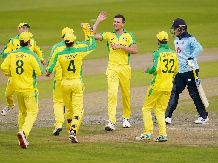 ENG vs AUS- ग्लेन मैक्सवेल की तूफानी पारी से ऑस्ट्रेलिया ने इंग्लैंड को पहले मैच में दी शिकस्त 12