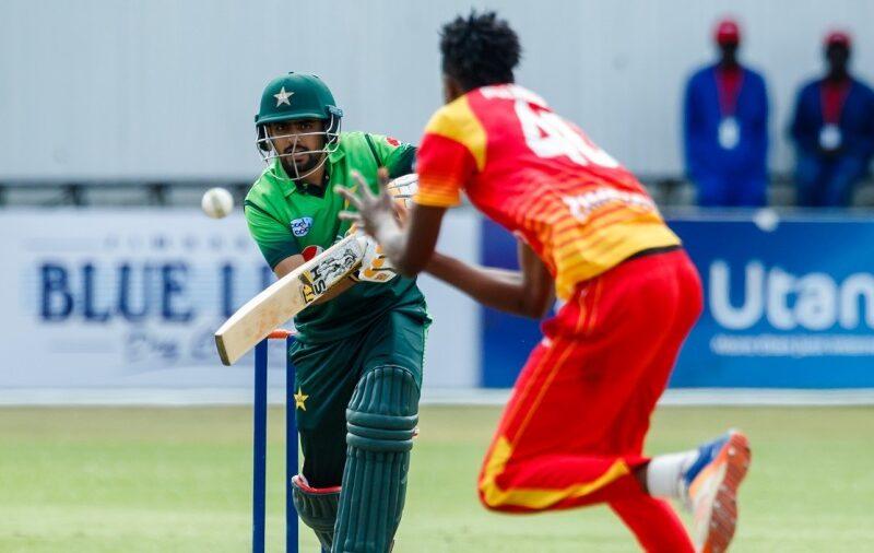 PAKvsZIM : जिम्बाब्वे के खिलाफ पाकिस्तान को मिली शर्मनाक हार, 100 रन भी नहीं बना पाए पड़ोसी 7