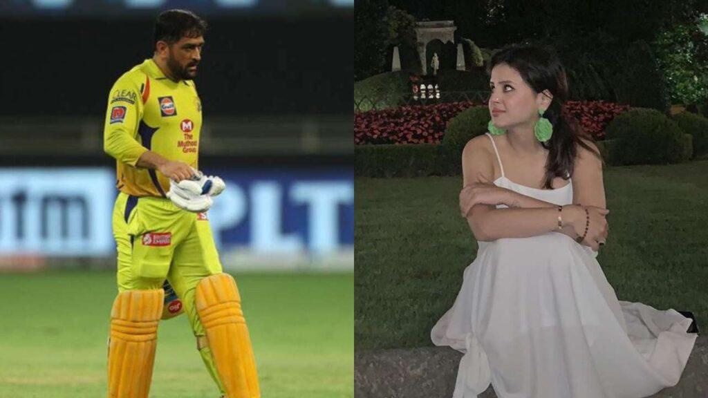 आईपीएल 2020- चेन्नई सुपर किंग्स के प्लेऑफ की रेस से बाहर होने पर साक्षी धोनी का छल्का दर्द 2