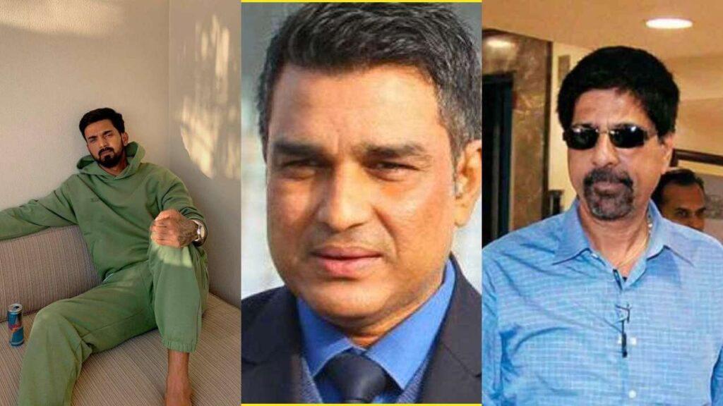 केएल राहुल को लेकर आपस में भिड़े संजय मांजरेकर और कृष्णामाचारी श्रीकांत, कही ये बड़ी बात 4