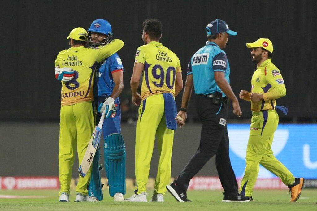 CSK vs DC : मैच में बने 9 रिकॉर्ड, शिखर धवन ऐसा करने वाले बने आईपीएल इतिहास के पहले खिलाड़ी 4