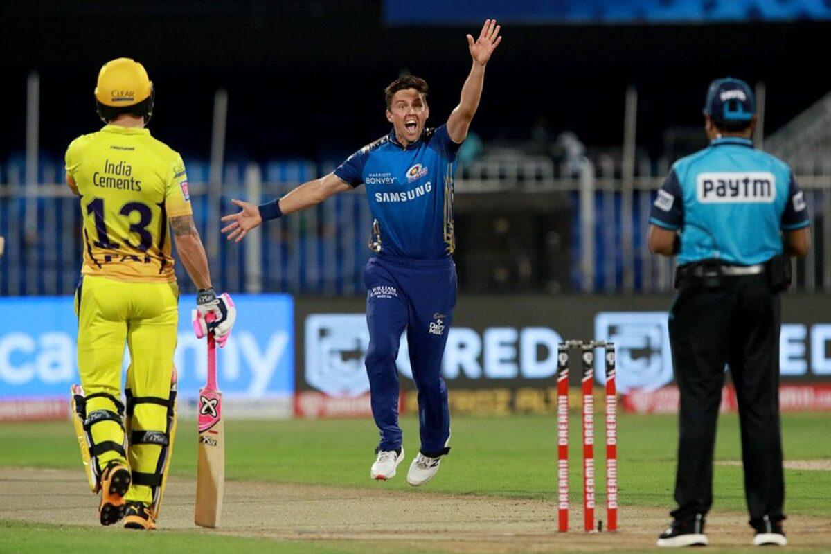 CSKvsDC: मैन ऑफ द मैच खिताब जीतने के बाद ट्रेंट बोल्ट इन्हें दिया सफल गेंदबाजी का श्रेय 1