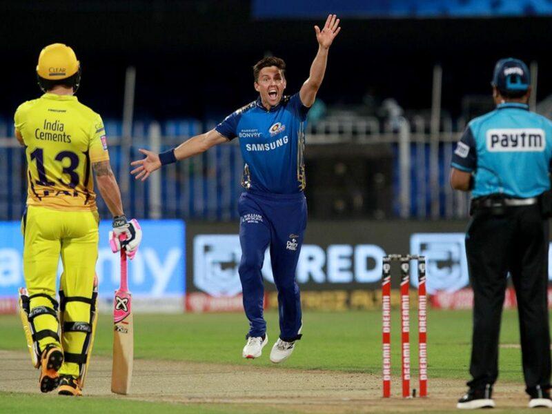 CSKvsDC: मैन ऑफ द मैच खिताब जीतने के बाद ट्रेंट बोल्ट इन्हें दिया सफल गेंदबाजी का श्रेय 6