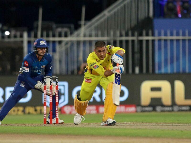 CSK vs MI : धोनी, सहित चेन्नई के बल्लेबाजों का उड़ा जमकर मजाक, फैंस ने बनाए ये मजेदार मीम्स 5