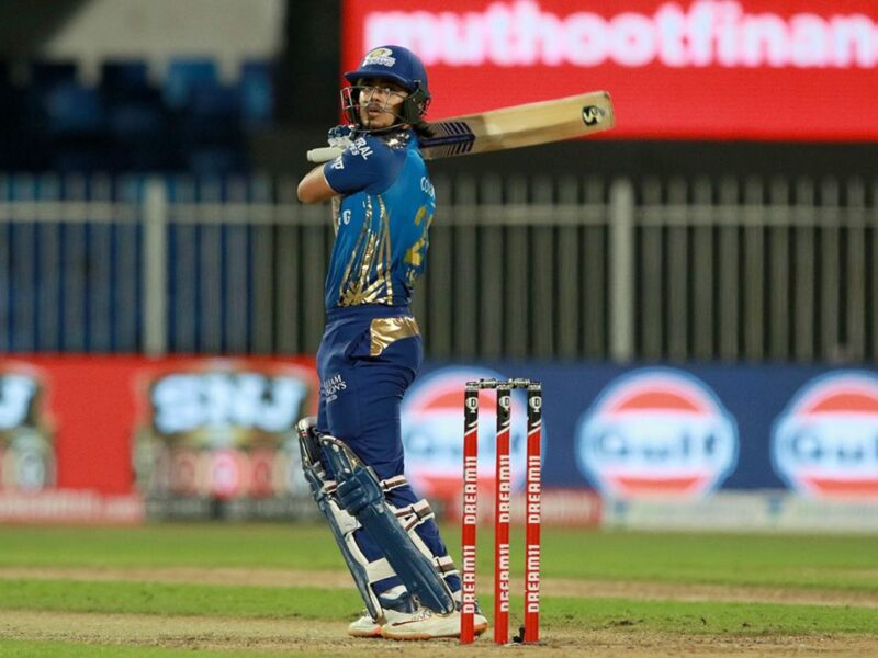 आईपीएल 2020- चेन्नई सुपर किंग्स के खिलाफ शानदार पारी के बाद ईशान किशन ने रोहित शर्मा नहीं, इसे दिया बड़ा श्रेय 14